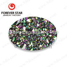 ovale vorm 20*15mm magic Green natuurlijke <span class=keywords><strong>druzy</strong></span> cabochon <span class=keywords><strong>groothandel</strong></span>