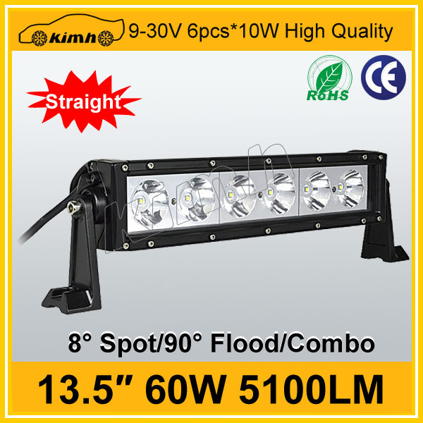 Stable supplier with competitive price 60W pir sensor led bar light