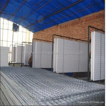 3d Welded Eps Panel Evg 3d Panel System 3d Wire Mesh Block