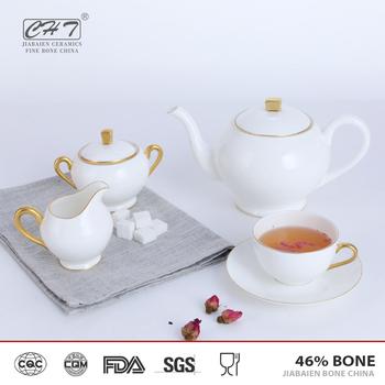 15pcs Porcelain Plain Bulk White Tea Cups With Popular Design Buy