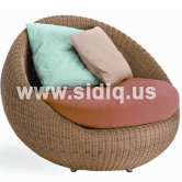 Unique design of high-end outdoor rattan furniture