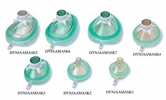 Mask, Anesthesia, Adult, Size 5
