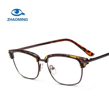 Brand Retro Spectacle Frames Nerd Eyeglasses Women Vintage Female ...