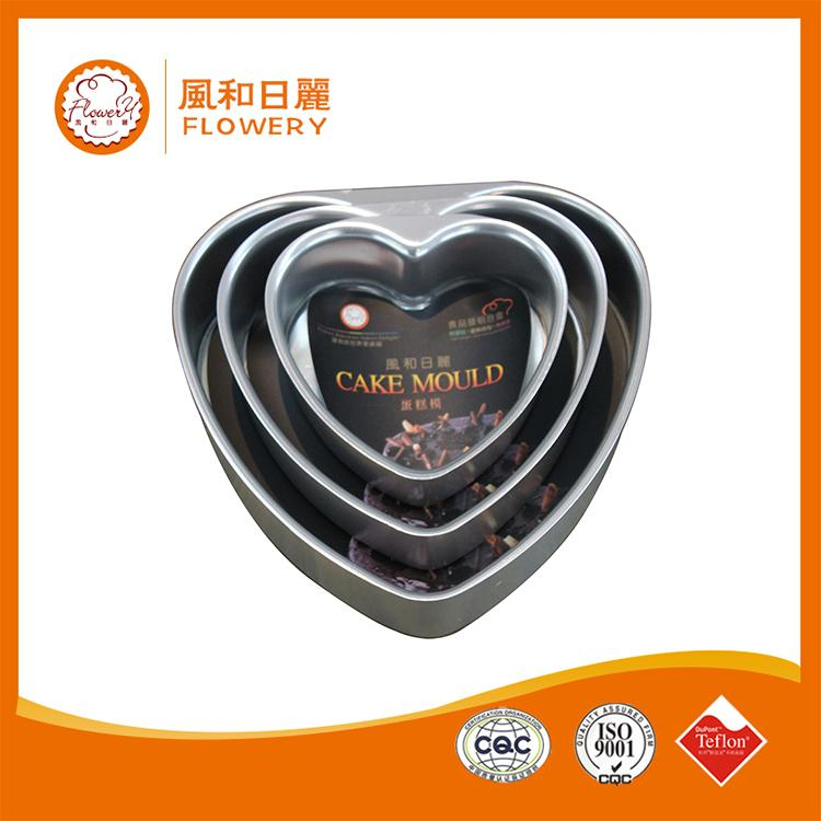 Hot selling bread shaped cake mould with low price