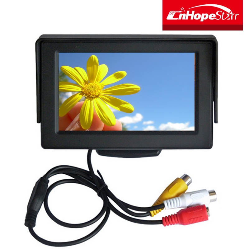 "Cheap price good quality 4.3""/5"" inch lcd monitor for car rear view & parking"
