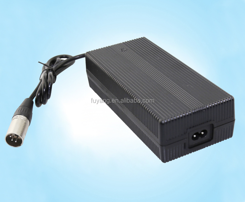 60V 2500Ah Li-ion Battery Charger for EV/E-bus/Club Car/E-Golf Cart