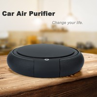New products 2017 innovative product (Usb Car Air Purifier Ionizer)