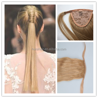 China product price list hairstyles for women hair salon most demanded ponytail hair top selling in America and Canada