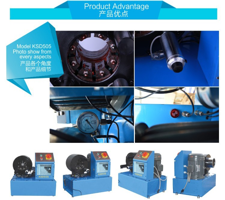 Finn Power P20 Or P32 Power Steering Hose Crimping Machine With Full  Automatic Quick Change Tool - Buy Hose Crimping Machine,Power Steering  Power
