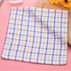 woven stripe cotton kitchen plaid check towel pack 7