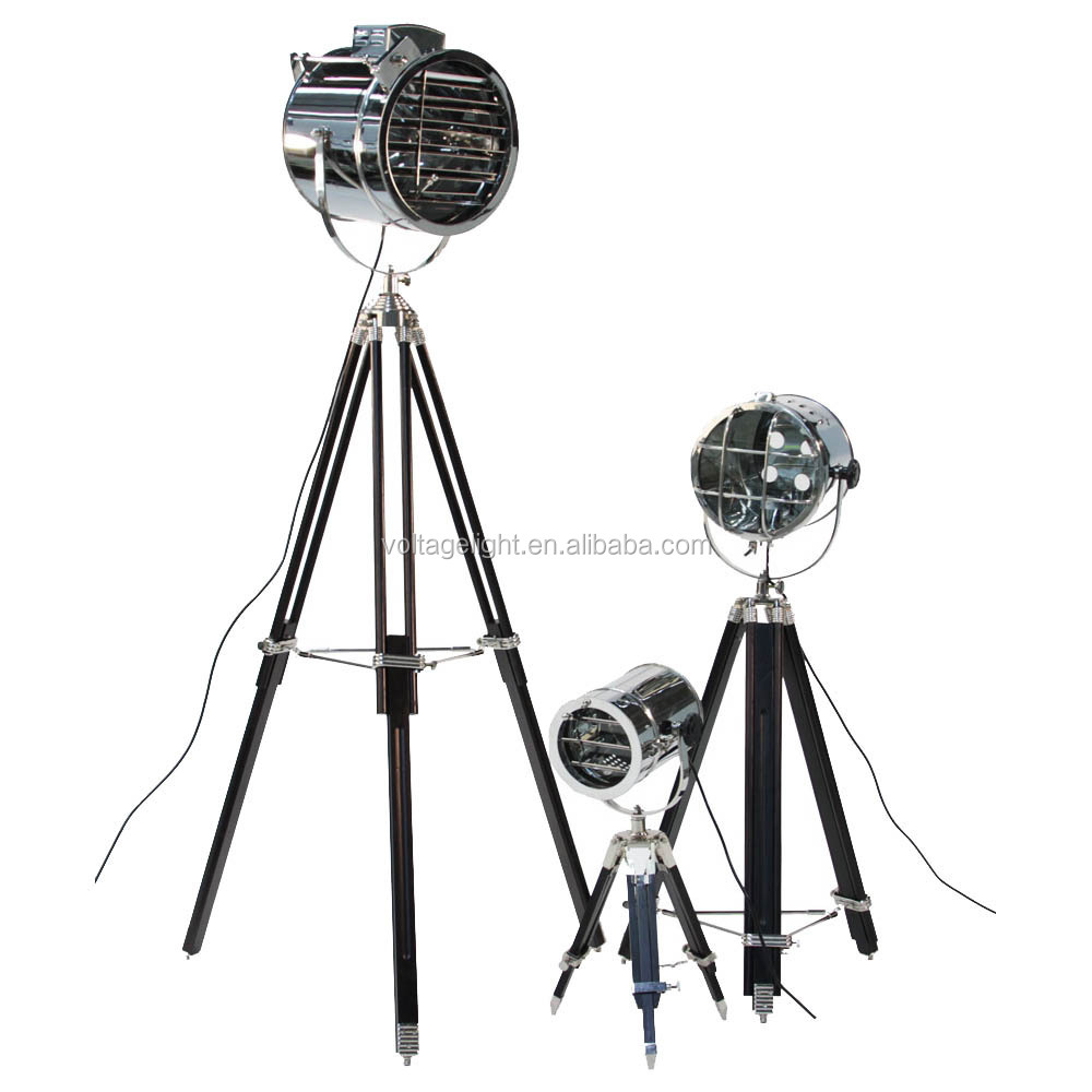 Modern Professional Flexible Adjustable Height Metal Tripod