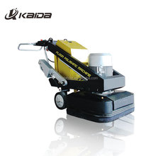 best quality garage use industrial terrazzo grinding concrete floor with hand grinder