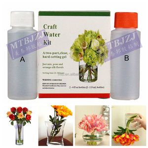Yellowing Resistance False Water Glue For Artificial Flowers