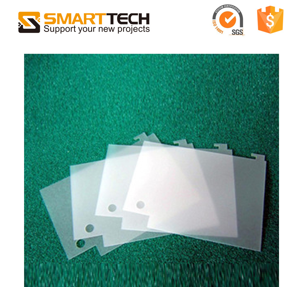 Customized laser cutting pvc piece die cut factory