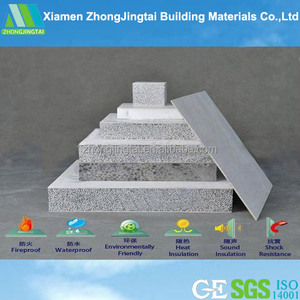 Fireproof and Soundproof eps foam blocks Concrete Composite Panel