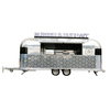 HOT SALES BEST QUALITY crepe truck hand push truck street vending food truck