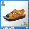 HOBIBEAR 2015 china casual wholesale shoe beach durable sandals stock lot