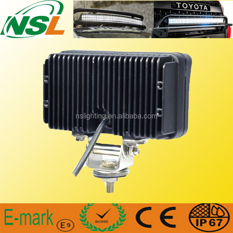 High Quality Car Led Lamp 45W Led Work Light square