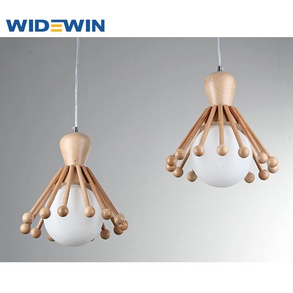 Venta al por mayor lamparas de madera para techo compre online los ...