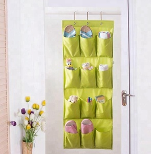 Eco-Friendly Over The Door Hanging Shoe Organizer storage Wholesale