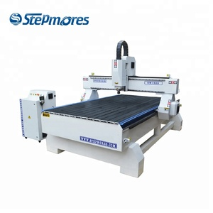 high quality SM1224 cnc wood stone 3d carving machine
