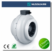 Factory Wholesale Price Hydroponics Centrifugal exhaust fan blower