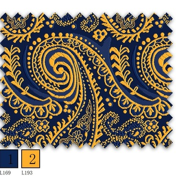 Wholesale Italian 100% Pure Silk Material Jacquard Woven Paisley Fabric For  Tie - Buy Fabric Jacquard,Silk Material Fabric,Silk Fabric For Tie Product