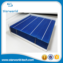 Factory manufacturing Polycrystalline Silicon cell Cheap Price 4BB Poly Solar Cell