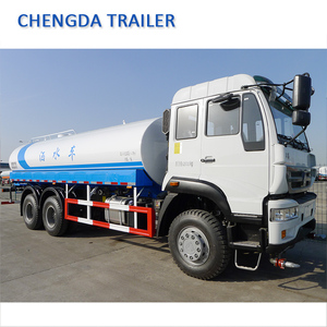 19000L water truck used water tank truck price for sale