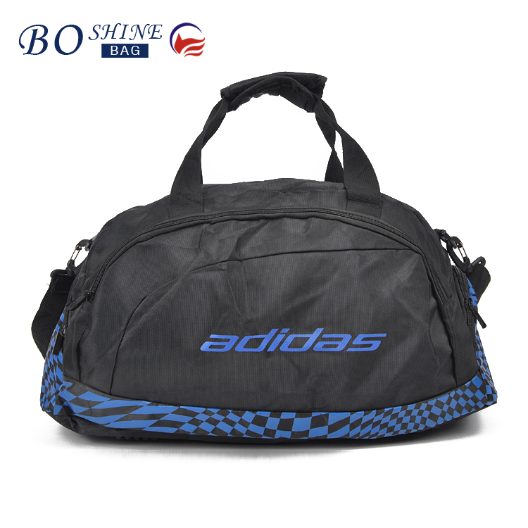 High Quality Cheap Foldable Travel Bag Nylon Factory Outlet BSCI Unique High Quality Duffle Bag