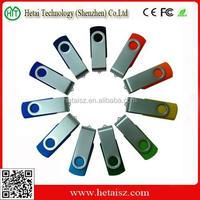 Best Price Swivel 4tb USB4.0 Flash Drive 3gb 4gb 8gb 16gb 32gb 64gb 128gb Custom Logo Swivel USB Flash Disk Made in Shenzhen