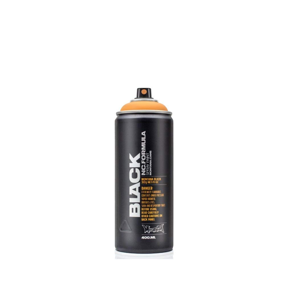 Get Quotations Montana Black Nitro Combination Matte Lacquer Spray Paint 400ml Can Dumbo
