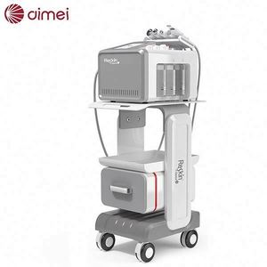 Professional oxygen care device bohr effect skin tightening cleansing and exfoliation machine