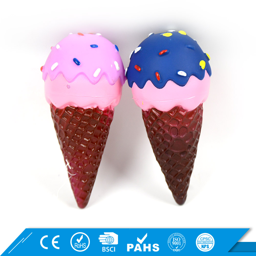 Top Sale Toy Ice Cream Wholesale For Pet Durable Dog Toys