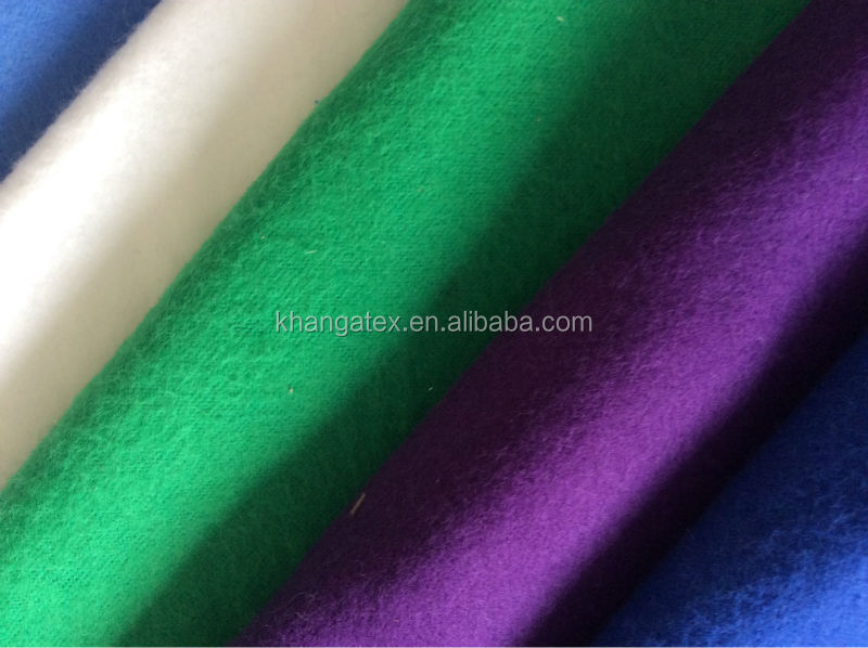 100% cotton flannel plain dyed at a lower price