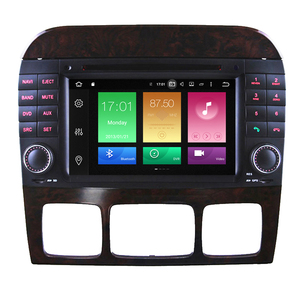 KANOR 2 Din Car Autoradio Android 8 0 Octa Core 4+32G For Mercedes Benz S  Class W220 S280 S320 S350 S400 S430 S500
