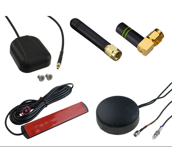 Best selling GPS + 3G/ GSM /WIFI Antenna with RG174 cable
