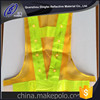 Alibaba China Supplier Yellow Traffic Safety Vest Adult Reflective Vest