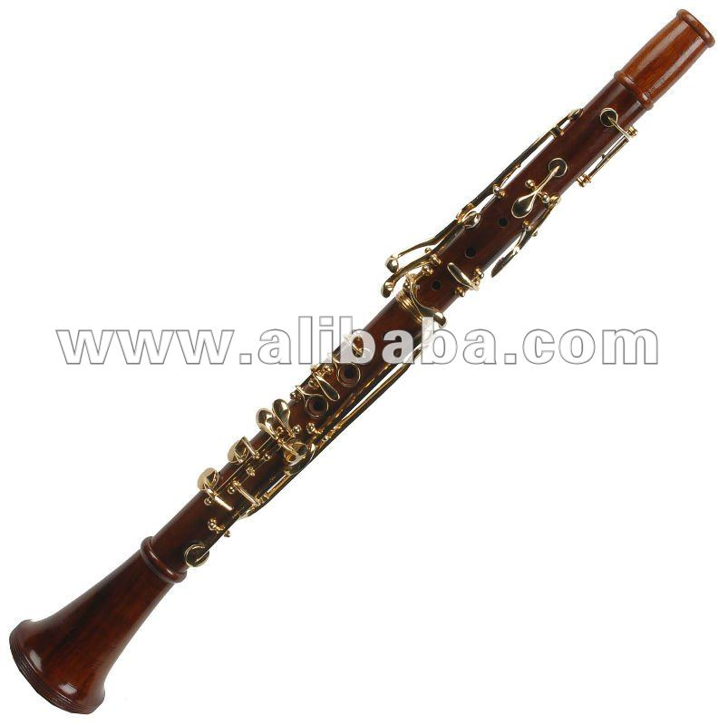 Bb Clarinet Albert system Jazz Folk Greek Turkish Rosewood clarinet