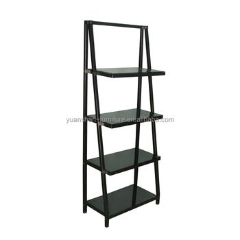 YS2489 Fashion Movable 4 Tiers Bookshelf