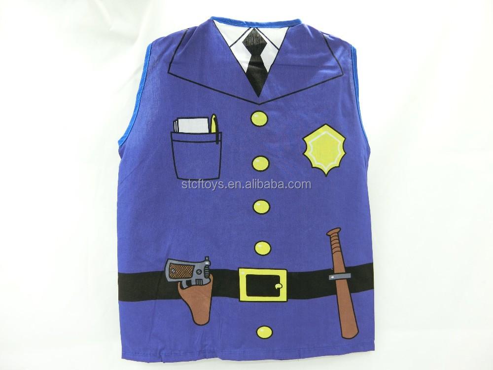 3 + Niño Vestido De Fiesta Hasta La Ropa Policía,Ropa Cosplay Del ...