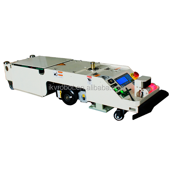 Heavy Load Carrying Automated Guided Vehicle Manufacturer