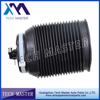 Rear Left Rubber Air Spring Air Suspension 4809035011 For Toyota ...