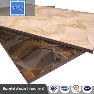 hot sale new design furniture used acrylci dmf board/high gloss acrylic mdf boards