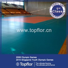 Volleyball Sports Floor/Removable Volleyball Court