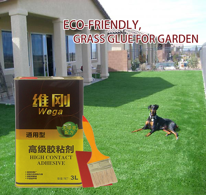 Grass turf playground lawn non toxic indoor contact <strong>adhesive</strong>