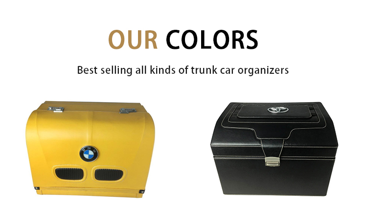SN-H-024 Best selling all kinds of trunk car organizers