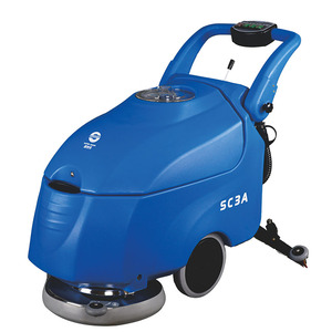 Battery type Industrial Floor Scrubber Dryer/floor washing machine