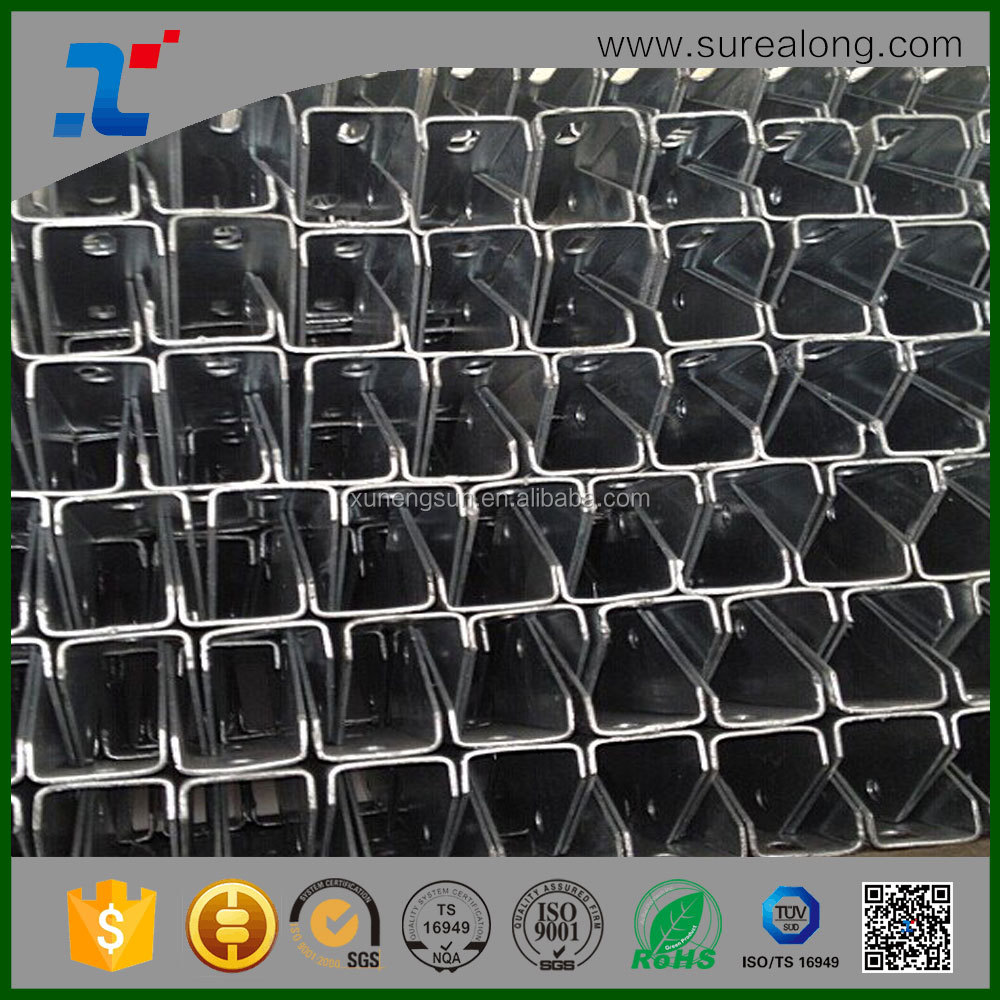 Mounting rack solar panel frame materials for wall cladding building