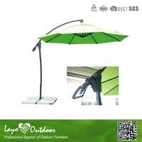 Professional OEM factory patio Outdoor Hanging 11 foot umbrella